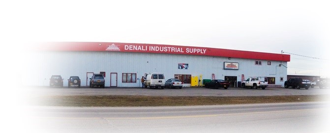 Denali Industrial Supply Building