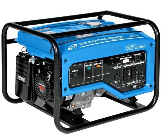 Tsurmi 4500W Generator